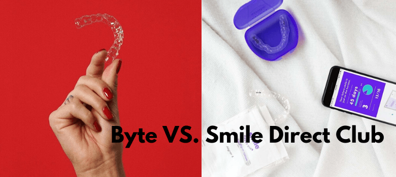 Black Market Smile Direct Club Clear Aligners